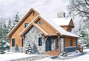 chalet plans superb four season chalet drummond house plans