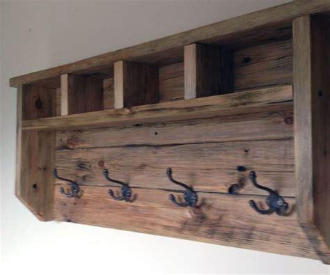 farmhouse coat hanger  pallet wood pallet wood