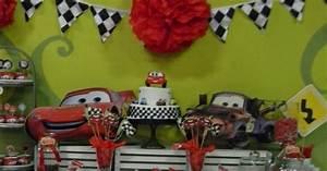 Cumples Tematicos: Cumpleaños de Cars para Enzo