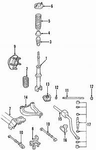 Rear Suspension For 2005 Dodge Stratus