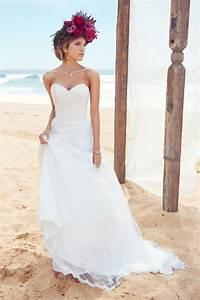 blooms by the sea beach wedding dresses modern wedding With ocean wedding dress