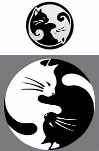 Bedeutung Yin Und Yang : 39 katzen tattoo ideen motive bilder und bedeutung ~ Frokenaadalensverden.com Haus und Dekorationen