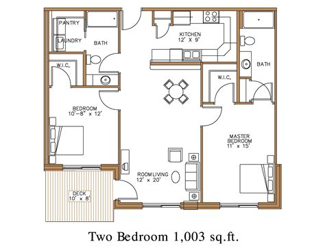 Visit rent.com® to find your next apartment now! Floor plan at Northview Apartment Homes in Detroit Lakes ...