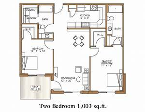 Floor, Plan, At, Northview, Apartment, Homes, In, Detroit, Lakes