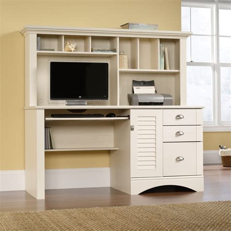 white and wood desk white wood computer desk white wooden desk with hutch uk