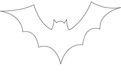 Bat Template 8 Best Images Of Bats For Bat Stencils Printable Free