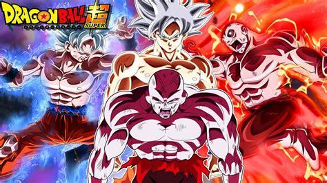 Dragon Ball Z Goku Vs Jiren Letanime