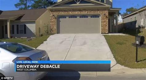 sc homeowner  park car  driveway  steep