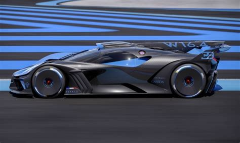 Bugatti announced a vehicle presentation in the last few days, which has now culminated in the bolide. Bugatti Bolide - A Study in Extreme Performance | | Automotive Industry News / Car Reviews