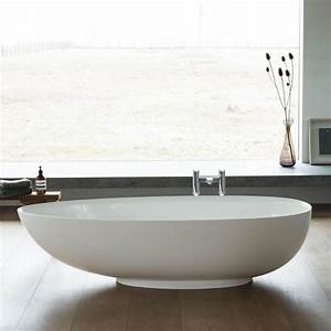 clearwater small teardrop freestanding bath 1690mm With clearwater bathrooms