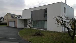 Maison Ossature Bois Toit Plat : maison ossature bois toit plat abt construction bois ~ Melissatoandfro.com Idées de Décoration