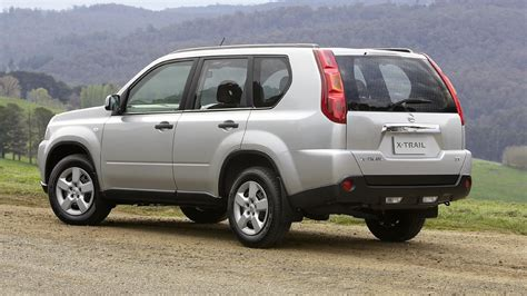 Built for real family adventures. Nissan X-Trail SUV used: X marks the sweet spot 2007-2013 ...