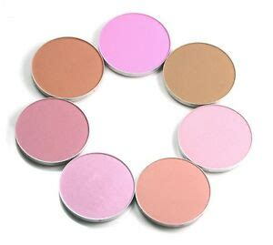 Lt Pro Powder Blush Refill mac powder blush pro palette refill pan choose your shade