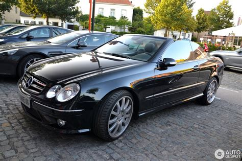 Great savings & free delivery / collection on many items. Mercedes-Benz CLK 55 AMG Cabriolet - 9 July 2013 - Autogespot