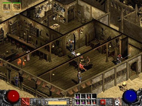 dungeon siege diablo 2 lord of pc review and