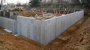 Cout Mur Parpaing : prix d 39 un mur co t de construction conseils utiles ~ Dode.kayakingforconservation.com Idées de Décoration