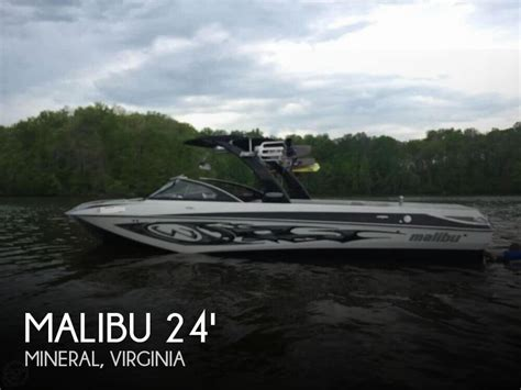 Boats For Sale In Mineral Va by Sold Malibu Wakesetter 247 Lsv Boat In Mineral Va 109795