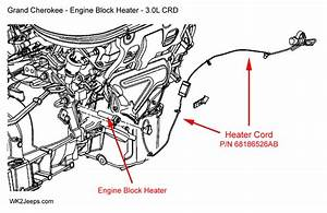 Jeep Grand Cherokee Wiring Block