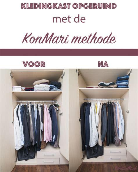 Konmari Methode by Kledingkast Opgeruimd Met De Konmari Methode Miss Sentinelli