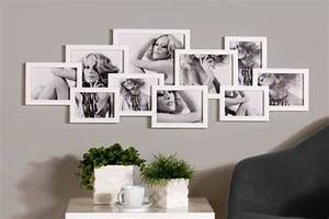 Bilderrahmen Holz Weiß : 1x bilderrahmen fotogalerie foto collage holz 10 bilder 10x15cm wei 9341 ebay ~ Frokenaadalensverden.com Haus und Dekorationen