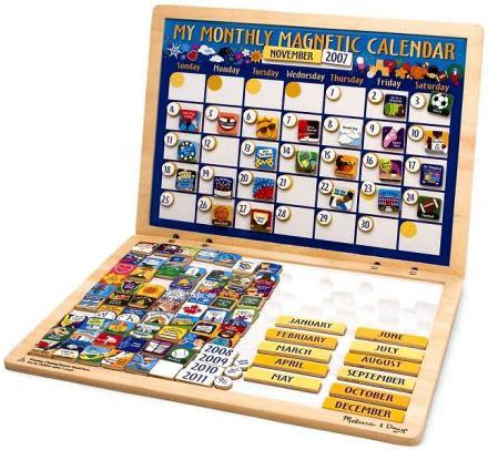 barnes and noble calendars magnetic calendar 9780641810442 item barnes noble 174