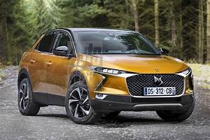 Citroen Ds Crossback : blik to the future ds 3 crossback ~ Medecine-chirurgie-esthetiques.com Avis de Voitures