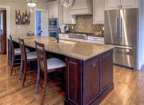 St. Louis Custom Kitchen Islands   Custom Kitchen Islands