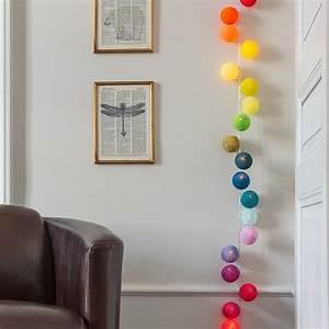 Guirlande Chambre Fille : idee deco chambre petite fille 3 ans ~ Preciouscoupons.com Idées de Décoration