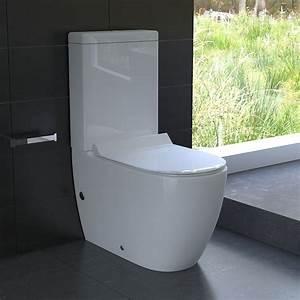 Wc Spülkasten Geberit : wc 1003 stand wc mit geberit sp lgarnitur keramik toilette mit sp lkasten wc sitz mit soft close ~ Orissabook.com Haus und Dekorationen