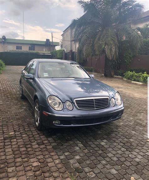 I am looking at pulling the belt but first as suggested i will put on my doctor ears (stethascope) and listen. 2005 Mercedes-benz E320 For Sale, Contact; 07032609911 & 07058244880 - Autos - Nigeria