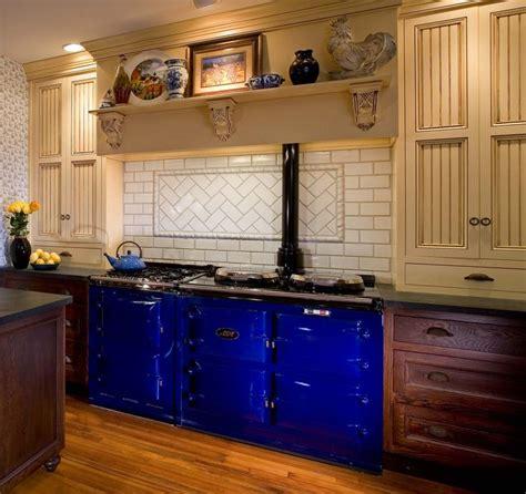 aga kitchen design ideas hydrangea hill cottage aga ranges 4005