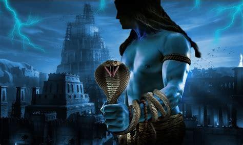 Lord Shiva In Rudra Avatar Animated Wallpapers - ಶ ವನ 3ನ ಕಣ ಣ ಜಟ ತ ರ ಶ ಲದಲ ಲ ಲ ಲ ಜ ವನದ ಈ 10 ಮ ಖ ಯವ ದ
