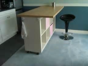 kitchen island table ikea expedit island ikea hackers ikea hackers