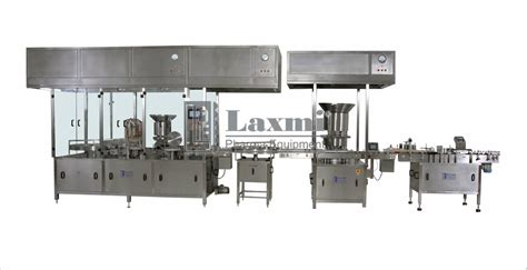 vial filling machine  head vial filling rubber stoppering machine