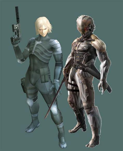 Raiden Metal Gear Solid Character Recreator Wiki