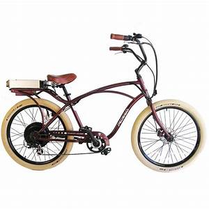The Electric Comfort Bicycle - Hammacher Schlemmer - This ...
