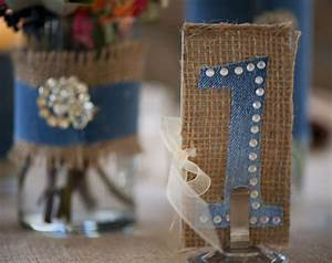 Party Simplicity Denim Wedding Ideas and Inspiration