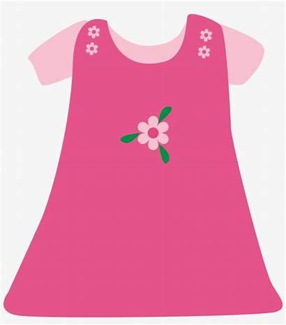 Clipart Pink Clip Daniellemoraesfalcao Clothes Pngkey Cliparts