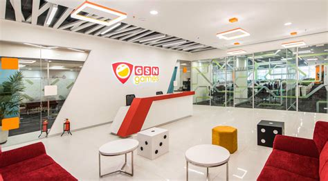 gsn games offices bangalore office snapshots
