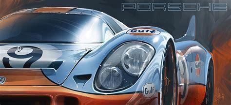 Porsche 917 Gulf 13