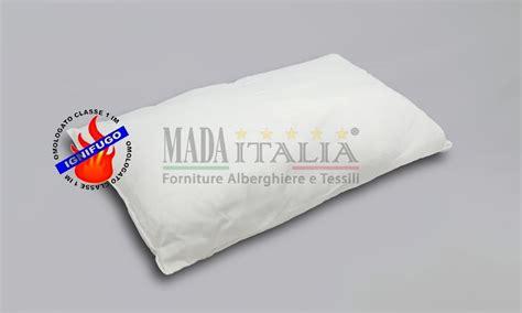Guanciale Cuscino - vendita guanciale cuscino ignifugo per hotel