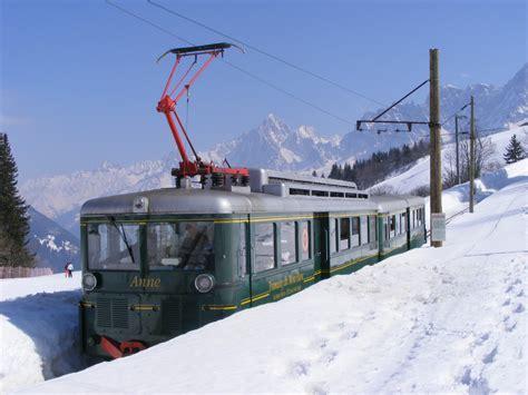 le tramway du mont blanc transportrail le webmagazine