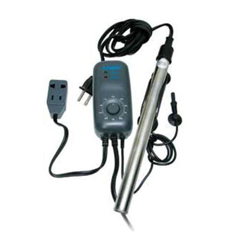 submersible tub heater active aqua titanium submersible reservoir heater