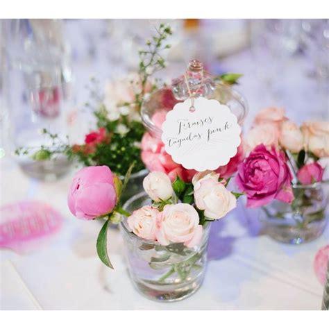 decoration de table florale