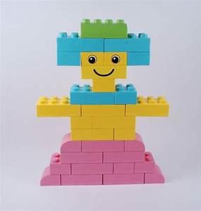 Lego Bausteine Groß : gro bausteine aus schaumstoff f r kindergarten kiga schule und spielecken kinderspiel ~ Orissabook.com Haus und Dekorationen