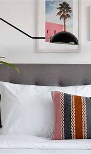 Modern-Boho-Tropical-Bedroom-Decor.jpg | House interior ...