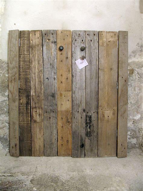 pomelli di legno antine in legno di recupero ideas