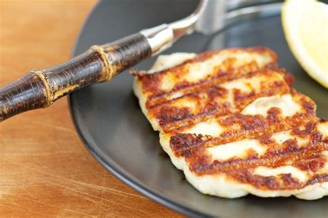 halloumi cheese 3 minute fried halloumi cheese recipe