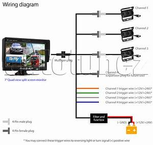 Speco Camera Wiring Diagram