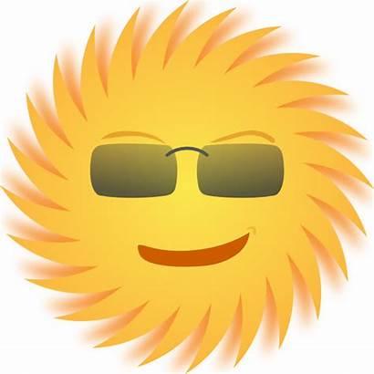 Sun Mr Clker Clip Svg Clipart Vector